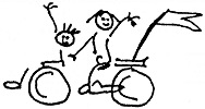 intakt - integrative Arbeit mit Körperbehinderten und Nichtbehinderten